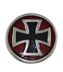 Klamra do paska. Iron Cross.